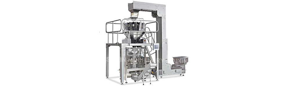 Multihead Weigher Packaging Line